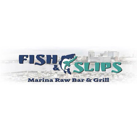 Fish and slips olde towne portsmouth va logo online446x446
